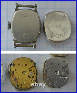 10-lot hand wind Kids Wristwatch COMIC & CHARACTER 1950s-1970s Parts Repair