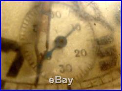 1929 Hamilton Mens Antique 14 KGF Wristwatch repair & parts Winds & hands move
