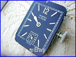 1934 Lecoultre Reverso Original Movement, Dial, Hand, Part Case, Working Order