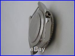 316L Stainless Case Ceramic bezel Submariner Dial, DG2813 movement Mercede hands