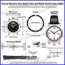 3 Sets Watch Hand For Rolex Chronograph Daytona Valjoux 72, 72b, 727 Silver #16