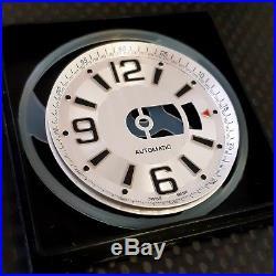 42mm ETA 2824 Wrist Watch KIT Case Hands Mvt. Holder Swiss Made 100mWR