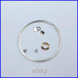 4Hands Date @3 Automatic Mechanical Watch Movement With Parts For ETA 2836-2 GMT