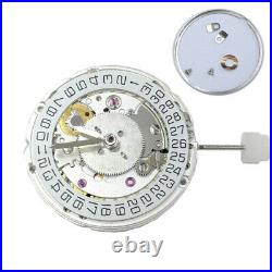 4-Hand 25.6mm Automatic Mechanical Watch Movement With Parts For ETA 2836-2 GMT
