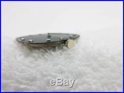 AUDEMARS PIGUET Hand winding watch movement cal. 2080 & Black dial diamond used