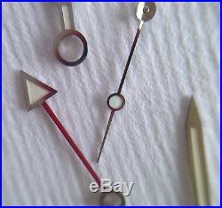 Authentic Tritium Luminova Rolex Gmt Master II Hands 3075 16750 3085 16760