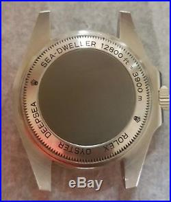 Aftermarket Rolex 116660 Deep Sea Case Dial And Hands Parts For 3135 Movement