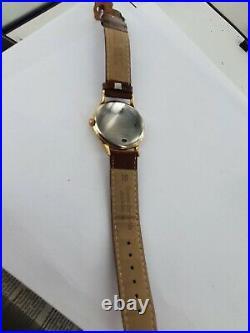 Ancora de rubies handaufzug black dial for parts or repair g319