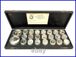 Antique Job Lot of Watch Repair Parts / Tools by George R Horner of Leeds