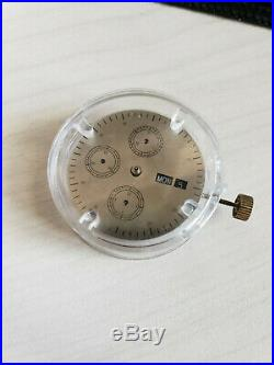 Asian Valjoux/ETA 7750 clone with case, dial and hands