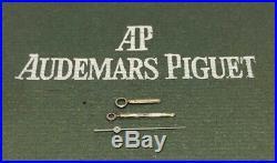 Audemars Piguet Royal Oak 14790ST Hour, Minute & Second Hands White Gold Vintage