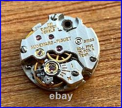 Audemars piguet Cal. 386 vintage hand manual watch USED FOR PARTS watch