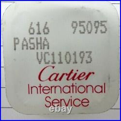 Authentic CARTIER Pasha VC110193 Watch Hand Set Watch Parts New