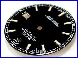 Authentic Rolex Datejust Watch Dial Parts, Hands and Day Wheel Set n456417368