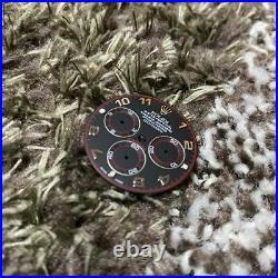 Authentic Rolex Daytona 116509 Black Dial Watch Parts & Hands Set x781516217