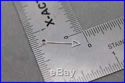 Authentic Rolex GMT Caliber 3185 24hr Hand Wrist Watch Parts For Repair
