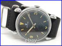 Authentic Rolex Hand Wind Movement with Modded AM Parts Watch h561992007