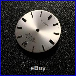 Authentic Rolex Watch Air King 5500 Dial and Hands Set Parts r432373987