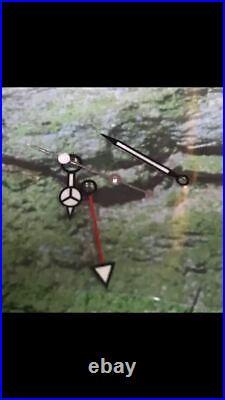 Authentic Rolex Watch Explorer 2 White Dial & Hands Set Parts 16570 t789265127
