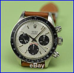 Authentic Vintage Rolex Daytona 6263 6265 Tritium Hour & Minute Watch Hands Hand
