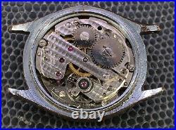Belmor FE 233-68 NO Funciona For Parts Hand Manual 31,5 mm Watch Vintage Reloj