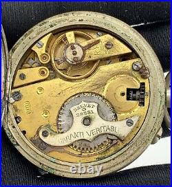 Bib Cal. 29331 hand manual vintage 52,8 mm NO Funciona for parts pocket watch