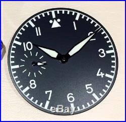 Big Pilot Flieger Aviator dial and hands for Hamilton 917 921 923 945
