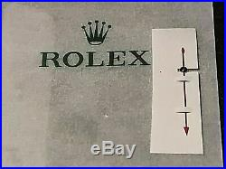Brand New Rolex Daytona 116520,116500 Red Sweep Seconds Hand Genuine