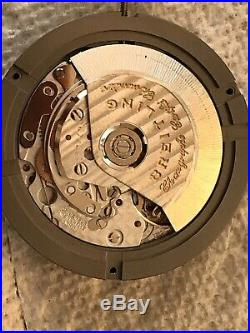 Breitling Avenger Movement Parts Hand Crow Dial Case 43mm44mm Working perfect