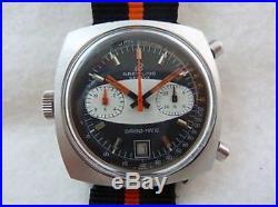 Breitling Chrono-Matic hands Chronomat Pult Buren Cal. 11 12 15 Valjoux 7740