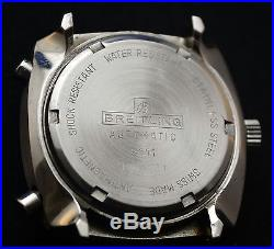 Breitling Chrono-matic 2111 Automatic Case With Dial, Hands, Crown And Pushers