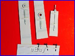 Breitling Navitimer 806 Cosmonaute 809 Complete Hands Handset Venus 178 NEW