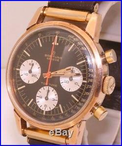 Breitling Top Time Sprint Hands Ref 810 Venus 178 Valjoux 7733 7734 7736