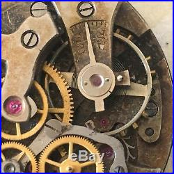 Breitling Venus 175 Hand Winding Vintage Movement 100% Genuine