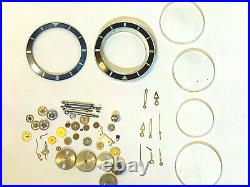 Breitling Watch parts. Hands Inserts Crystals and more! Genuine Breitling