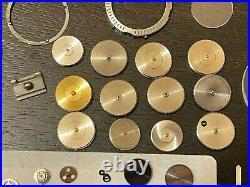 Breitling Watch parts hands, crystals, insert, and more Genuine Breitling parts