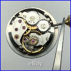 CARTIER Vendome Ronde 25 mm Watch Complete Movement hands and dial Works