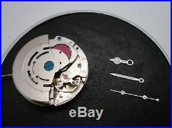 CERAMIC BEZEL Military Submariner case Dial Hands 316L automatic SAPPHIRE CRYST