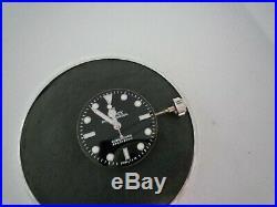 CERAMIC BEZEL Submariner, case 316L, Dial, Hands, DG2813, hands & dial