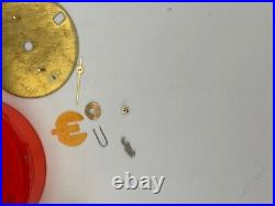 Cartier/Ebel watch parts movement Cal. 83 Dial plate hand etc as showed Genuine