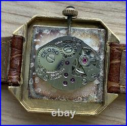 Certina With CEO5O Hand Manuale 27mm No Funziona For Parts Watch Swiss
