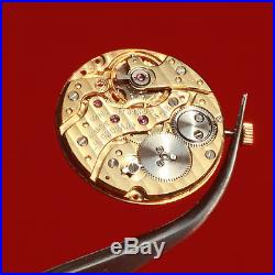 Chopard Watch Movement / Frederic Piguet 21 +Dial +Hands / Full Working, tested