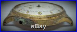 Citizen Triple Date Extremely Rare Hand Windning Man Vintage Watch Project Parts