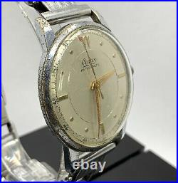 Contex 38mm Jumbo Oversize Vintage Watch Hand Manual Not Working For Parts