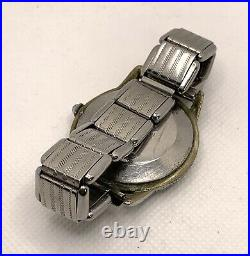 Contex 38mm Jumbo Oversize Vintage Watch Hand Manuale Not Working For Parts