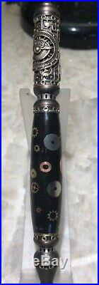 Custom Hand Made Steampunk Pen Watch Parts