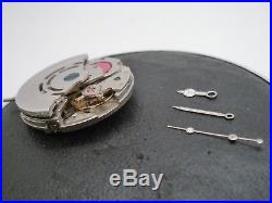 DG2813 Automatic movement, Military Submariner case, Dial, Hands. 316L