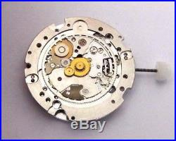 ETA 2894-2, movement basis for chronograph, Rotor hand engraved, NOS swiss made