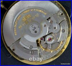 Ed Heuer & Co. Automatic AS 1581 Dial Hands And Movement For Parts