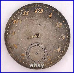Election vintage pocket watch hand manual winding bolsillo for parts 42 mm 3WC